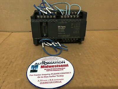 GE FANUC VersaMax IC200UDD110-BD PLC MICRO CONTROLLER 24VDC 16DC IN SHIPSAMEDAY