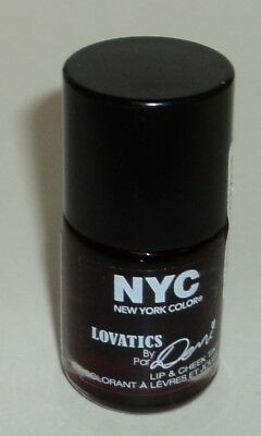 NYC Lovatics By Par Demi Lip & Cheek Tint  CHEEKY BERRY 004 New & Sealed