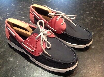 Toggi deck shoes 7 Worn Once, Cost £65.