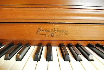 Wurlitzer Klavier / Piano Made in USA