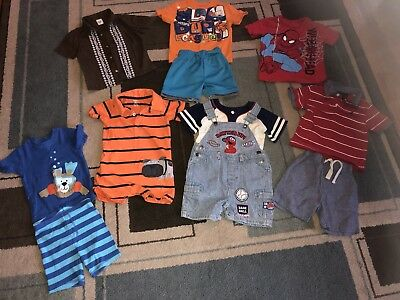 18 Month Boy Spring/summer Clothing Lot
