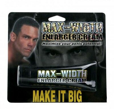 Max-Width Enlarger Cream Male Penis Enlarger, Maximize Your Penis Potential !