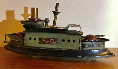 Hess Toy Gun Boat Dreadnaught Has Condition Issues