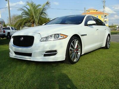 2013 Jaguar XJ XJL Supercharged 2013 Jaguar XJL 5.0 Supercharged 470HP*******Warranty*******Trades Considered