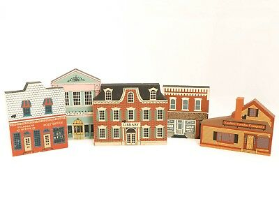 Cats Meow Market Main Street Yankee Candle Library Theatre Hardware Telegraph