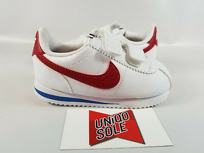 premium selection 01a00 3afb4 ... clearance nike cortez tdv forrest gump white red blue 904769 103 sz 3c  baby kids infant
