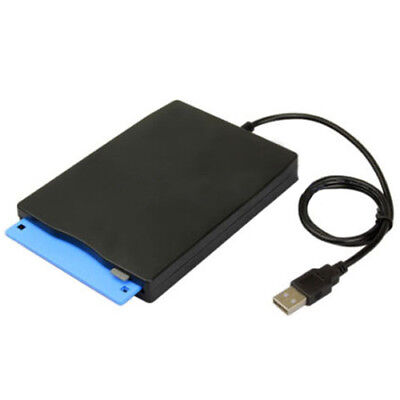 "USB External Portable 1.44Mb 3.5"" Floppy Disk Drive Diskette FDD For PC Laptop 4"