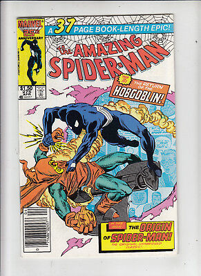 Amazing Spider-Man #275 1.50 Canadian Newsstand Price Variant VF-