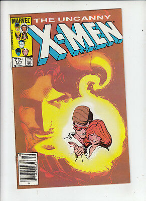 The Uncanny X-Men #174 75 Cent Canadian Newsstand Price Variant NM-