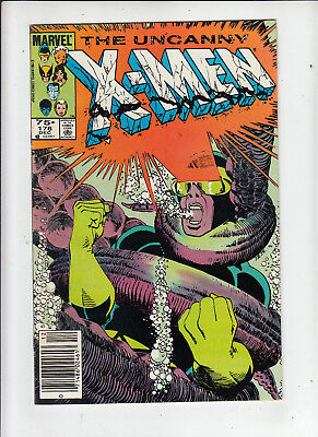 The Uncanny X-Men #176 75 Cent Canadian Newsstand Price Variant VF/NM