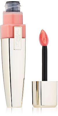 L'Oreal Paris Colour Caresse Wet Shine Lip Stain, Pink Resistance, 0.21 Ounces