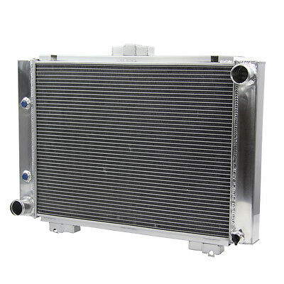 ASI 3Row Alu Radiator for Ford Galaxie 500 500XL 390FE 64 L6 V8 Engine Cooling