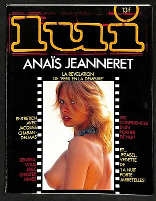 Lui  N° 255-1986 -Comme Neuf- 24,22 €-