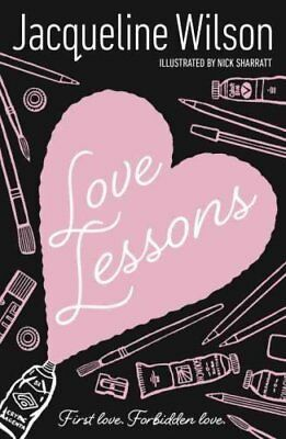 Love Lessons by Jacqueline Wilson 9780552553520 (Paperback, 2006)