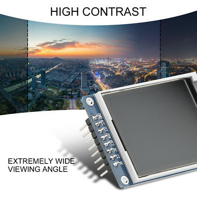 1.8inch TFT Anzeigemodul 128 x 160 Color LCD Screen Display Controller Module bd