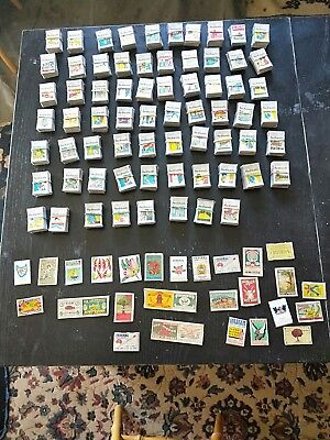 Vintage Matchbox Collection