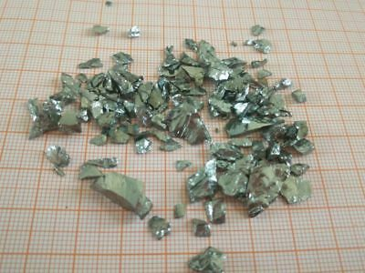 99.99% pure Germanium metal Ge ingot for Element Collection
