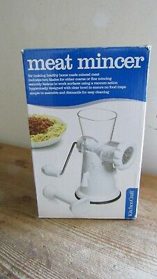 NWOT Meat Mincer from Kitchen Craft *un-used in box*
