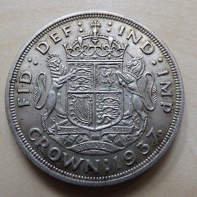 George VI Crown Coins  1937 Silver or 1951 Cupro Nickel Choose your date