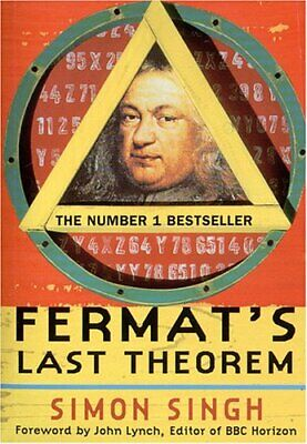 Fermat's Last Theorem by Singh, Simon Book The Cheap Fast Free Post