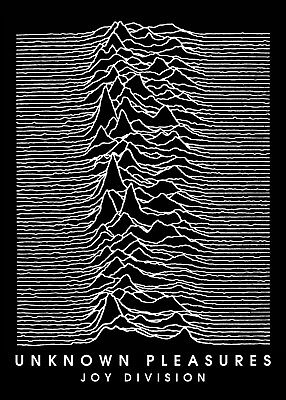 Joy Division-Unknown Pleasures-Poster-Limited Edition Certificate Ian Curtis