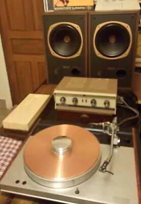 Japanese High End Audiophile Tone Arm SAEC WE 308 with Original Head Shell (a)