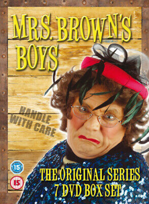 Mrs Brown's Boys: The Original Series DVD Brendan O'Carroll