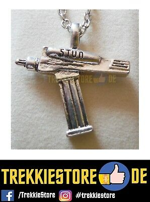 Star Trek Kette, Phaser Kette, Stun, Kill, Schmuck Star Trek, TOS, Phaser