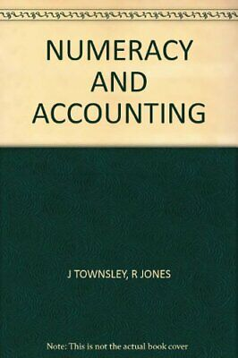 Numeracy and Accounting (Business Education Council na... by Jones, R. Paperback