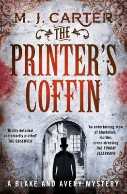 The Printer's Coffin The Blake and Avery Mystery Series (Book 2) 9780241966624