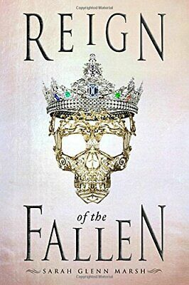 Reign of the Fallen by Marsh, Glenn, Sarah Book The Fast Free Shipping