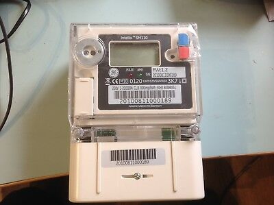 Intellix Sm110 Electricity Meter