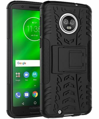 Heavy Duty Shock Proof Armor Dual Protection Case Cover For Motorola Moto Phones
