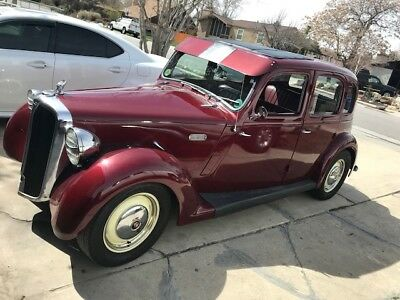 1948 Other Makes P3 Saloon 1948 Rover P3 Saloon