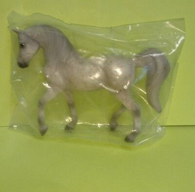 JCP 2009 Parade of Breeds stablemate.  The Fleabit Gray Arabian..  Mint