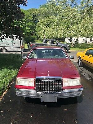 1989 Lincoln Mark Series Bill Blass used cars trucks ebay motors