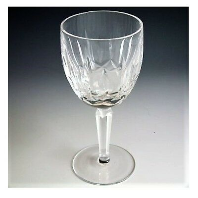 Kildare Crystal by Waterford individual Water Goblet, BRAND NEW, 10 oz