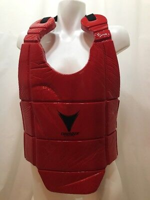 Phoenix Fight Gear Kids Reversible Chest Protector for MMA /& Sparring