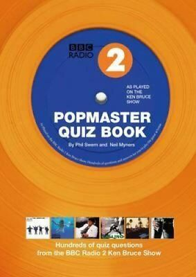 Popmaster Quiz Book, BBC Radio: No. 2 Hundreds of Questions fro... 9781905959501