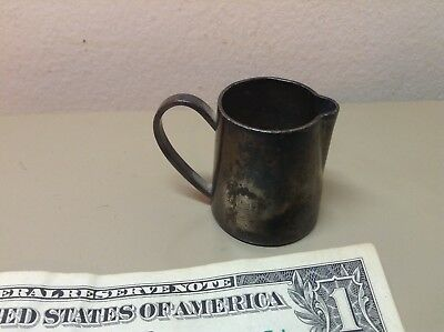 Antique  ENDEMANN AS Miniature Pitcher Germany? Dollhouse? Tableware?