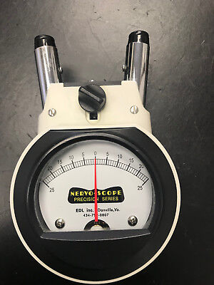 Nervoscope ETS-6 — VERY GOOD condition - with manual, case, and cleaning brush.