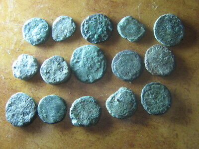 Ancient roman coins lot 75