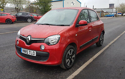 2015 Renault Twingo Play Sce 999cc Petrol 70Hp  / Only 14900k / No Damage