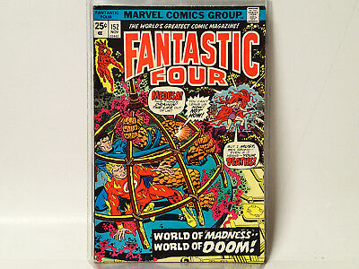 Fantastic Four 1961-96 #152 Nm 9.2 Volume Large Other Comic Collectibles Collectibles