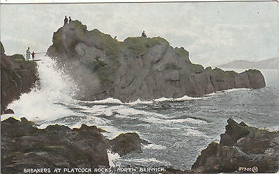 Breakers At Platcock Rocks, NORTH BERWICK, East Lothian