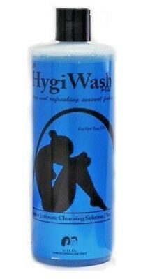 Feminine Wash by Hygi Wash Plus Intimate Cleansing Solution For Her 16 oz