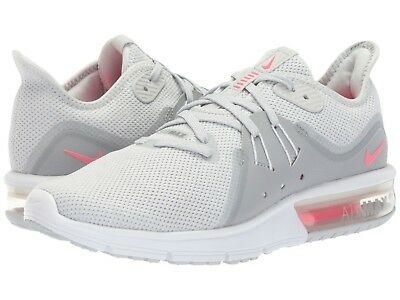 brand new d41cc 5ed28 908993-012 Women s Nike Air Max Sequent 3 Grey Pink-Platinum Sizes 6