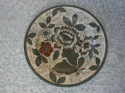 """Gouda Holland Marga Pottery Platter Charger Plate 12"""""""