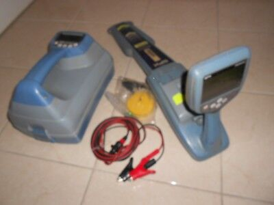 Radiodetection Rd 8000 Pxl  Wand And Tx 10 Transmitter Pipe And Cable Locator