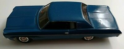 1970 Chevy Impala 1:25 Scale Ertl Plastic Model Kit Vintage Bowtie
